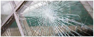 Edmonton Smashed Glass
